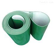 轻型传送带绿色PVC输送带
