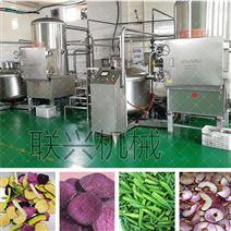 联兴大型果蔬脆片加工设备生产商,产量高
