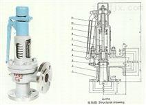 A47H彈簧微啟式安全閥,永一廣州銷售處