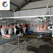 屠宰流水线-家禽自动屠宰流水线 鸡鸭鹅宰杀机械设备