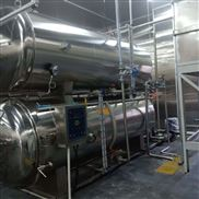 供應新品海鴨蛋雙層蒸汽兩用高溫高壓殺菌鍋