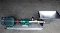 多功能果浆单级螺杆泵