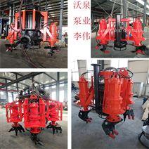 耐磨電動抽泥泵 泥漿泵 吸泥泵 型號多多
