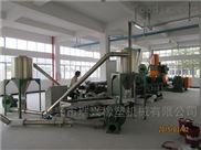 110升高填充母粒密炼造粒机生产线