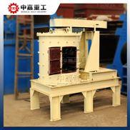 复合式破碎机设备|中嘉复合式破碎机可用于较湿物料的破碎加工