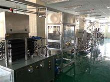 小型实验型果汁饮料生产线
