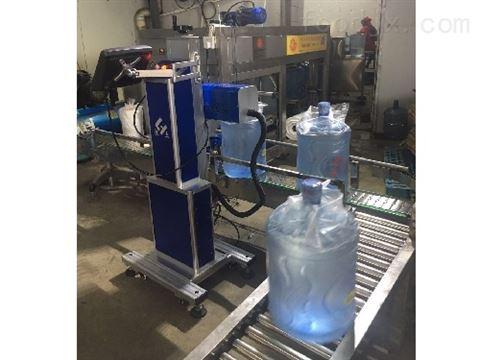 桶装水激光喷码机
