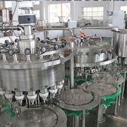 YF24-24-8量杯式定量饮料灌装机