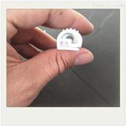 硅胶E型条 耐高温烤箱密封条
