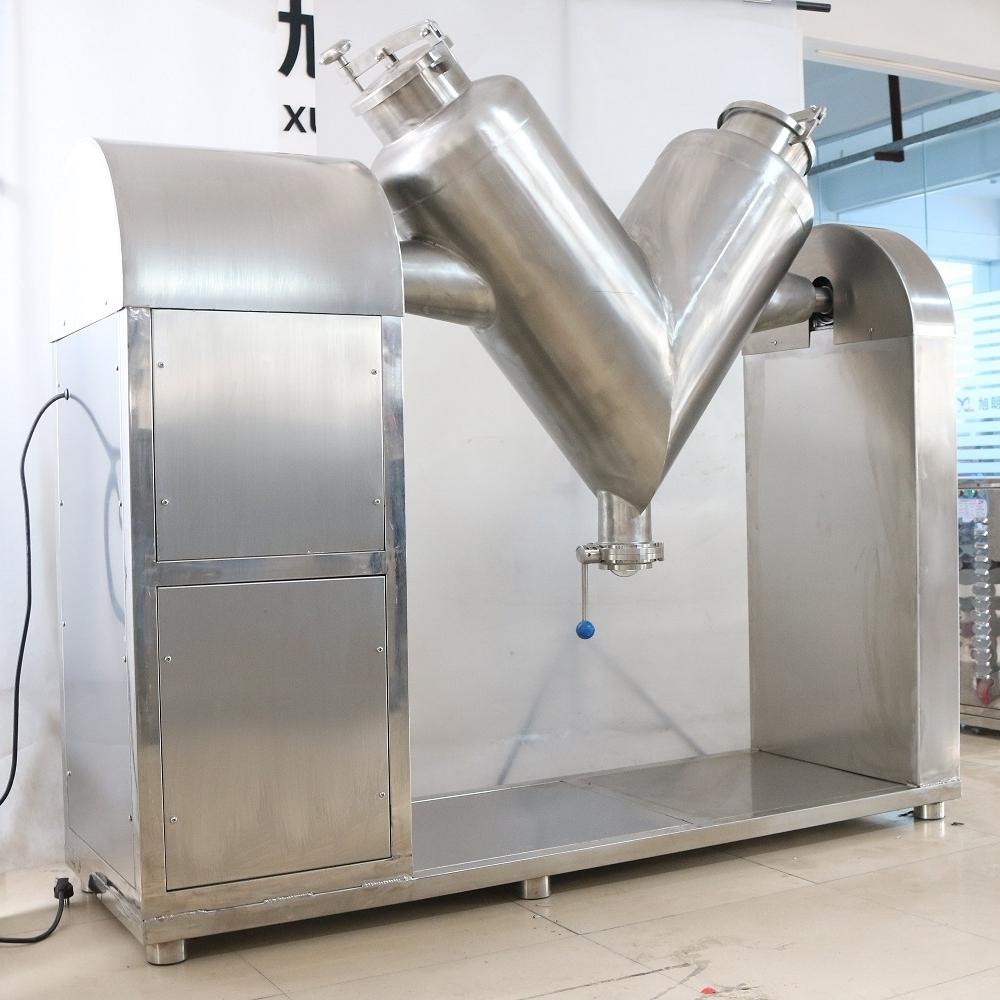不锈钢高效混合机中药粉末混料机