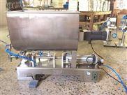 中型酱料上产线--G1W300肉末炸酱灌装机