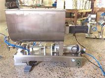 中型醬料上產線--G1W300肉末炸醬灌裝機