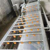 高压喷淋红薯气泡清洗机厂家直销