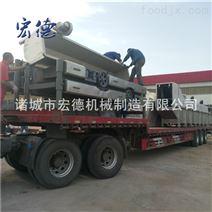 宏德家禽屠宰设备鸭屠宰流水线设备生产厂家