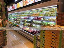 水果柜价格表广州立式风幕柜大概多少钱一台