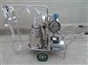 單桶不銹鋼架擠奶機