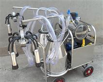 雙桶電脈動擠奶機