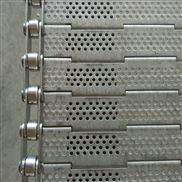 輸送機鏈板沖孔不銹鋼鏈板規格定做