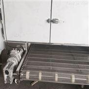食品网带输送机易清洗不锈钢输送带