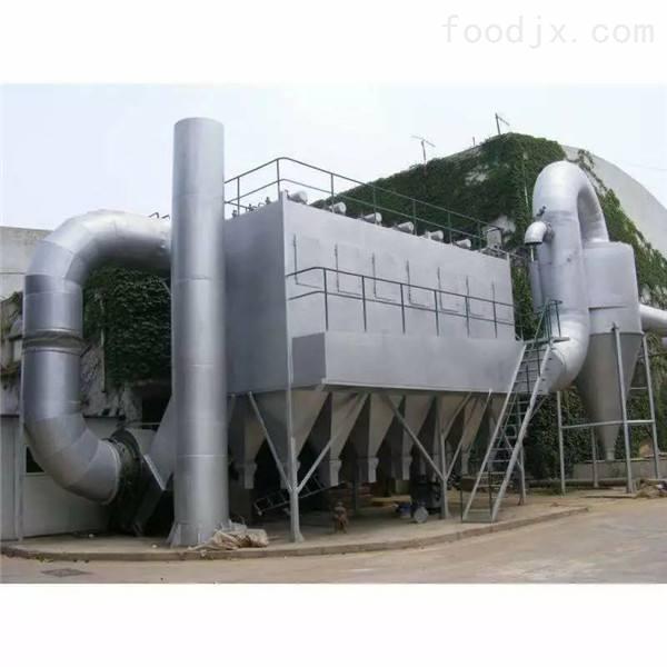 铸造厂电炉除尘器安装效果-辉胜环保