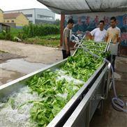 綠豆芽清洗制造氣泡清洗機