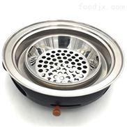 鑄鐵燒烤爐具鑄鐵上排煙炭火爐