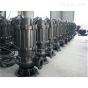 污水泵制造选型