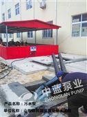 大流量不銹鋼材質防腐蝕排污泵