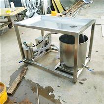 牛肉淀粉设备小型手动盐水注射机