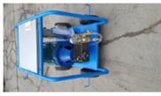 350公斤意大利原装进口高压清洗机