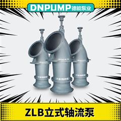各种安装方式的轴流泵型号参数