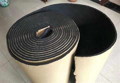 不干膠橡塑板