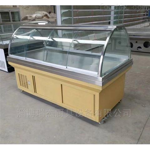 西安熟食展示柜价格多少钱
