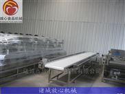 供应放心品牌食品输送带 可定制PVC食品输送带 食品厂挑选台 厂家直销  大小可定制