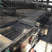 供应小型红枣毛刷清洗机大枣清洗生产线