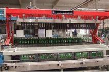 四连杆塑料箱装箱机