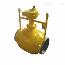富林克泵閥 熱力管道埋地式燃氣放散球閥