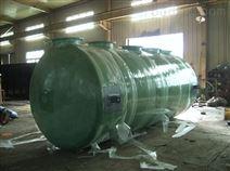 玻璃钢地埋式一体化设备