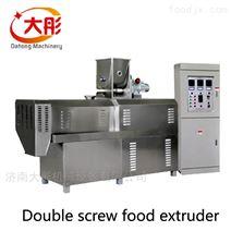 牛角酥油炸食品生产线膨化食品膨化生产设备