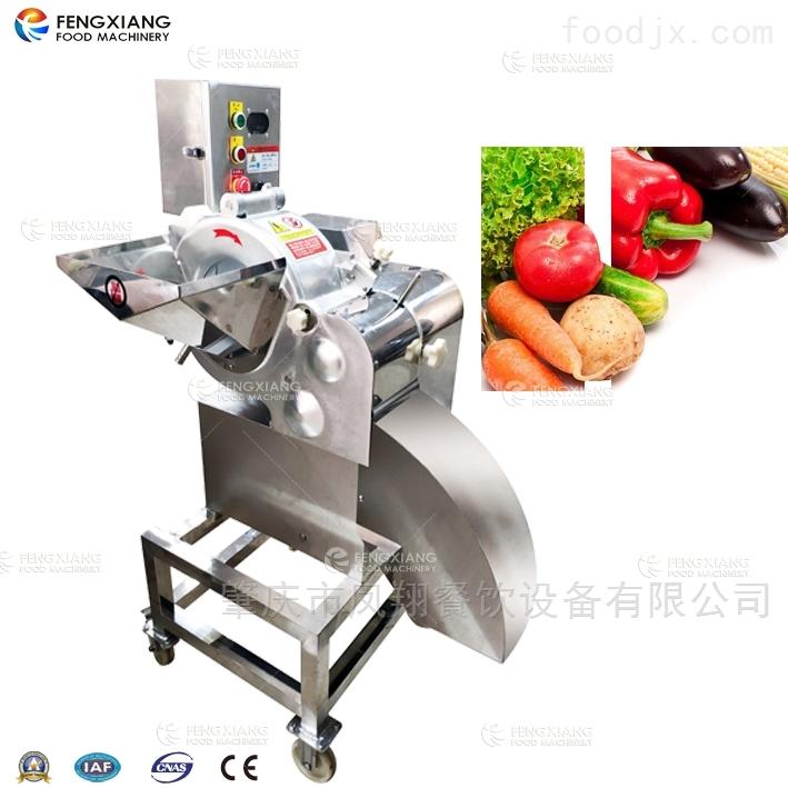 变频食品蔬果切丁机