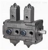 进口双联可变容量叶片泵美国KHK