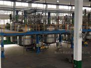 重庆钢衬四氟储罐反应釜分散机涂料生产设备