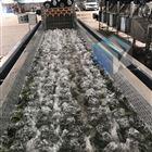气泡清洗机-净菜流水线设备生产厂家