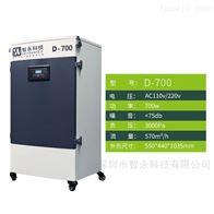 D-700激光雕刻烟雾臭味怎么处理净化