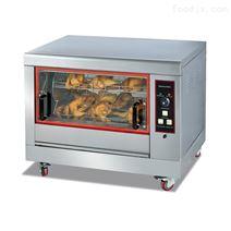 單層電旋轉烤雞爐