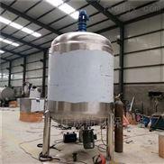 不锈钢液体配料罐调料缸均质搅拌罐
