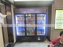 重庆3门饮料柜厂价直销是多少钱一台