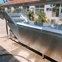 小型莴笋叶杀青机 水浴式漂烫机