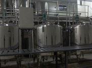 回收食品厂设备、乳品豆奶类饮料成套设备