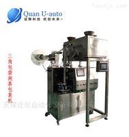 QY-100SJ全自动三角袋茶叶包装机  花草茶包装设备
